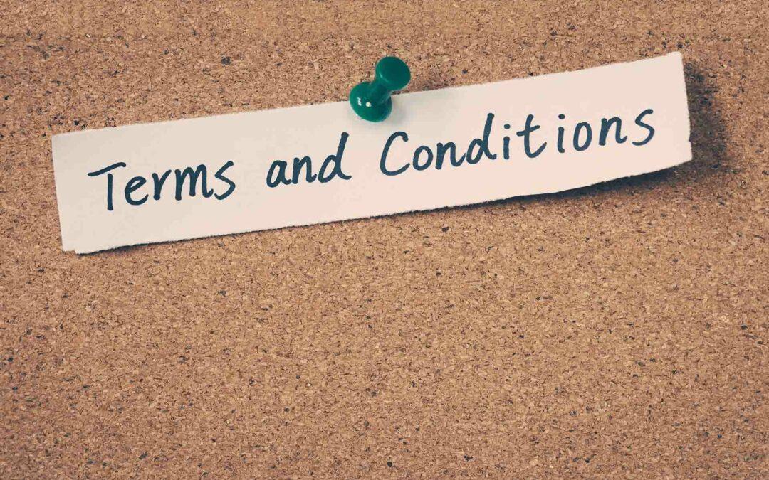 Understanding Your Rental Terms