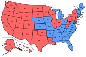 SBG Regional Sales Map