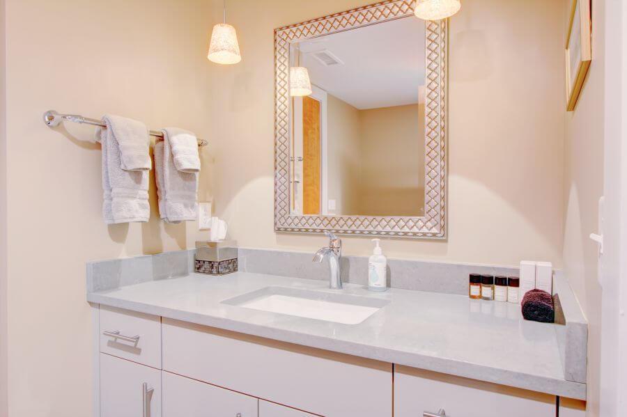 The Jasper Suite Bathroom