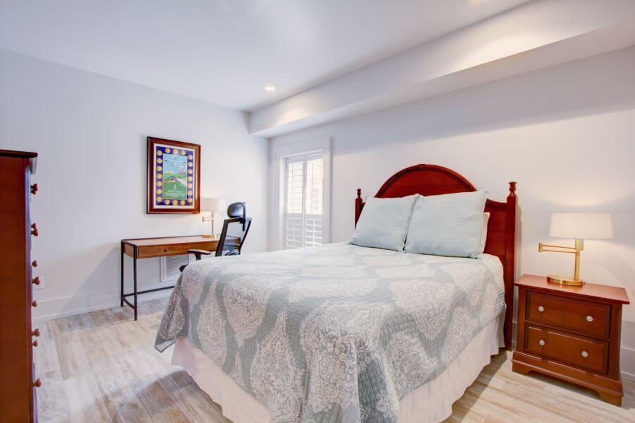 The Jasper Suite Bedroom