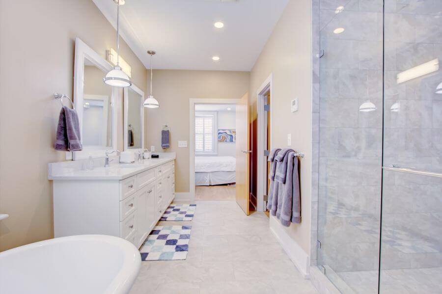 Steeple Suite En Suite Bathroom