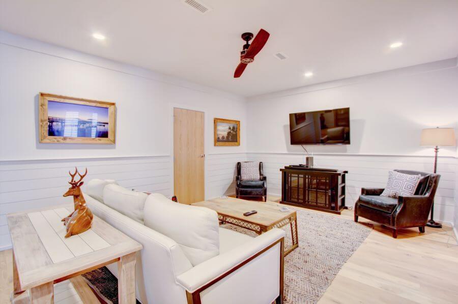 Steeple Suite Living Room