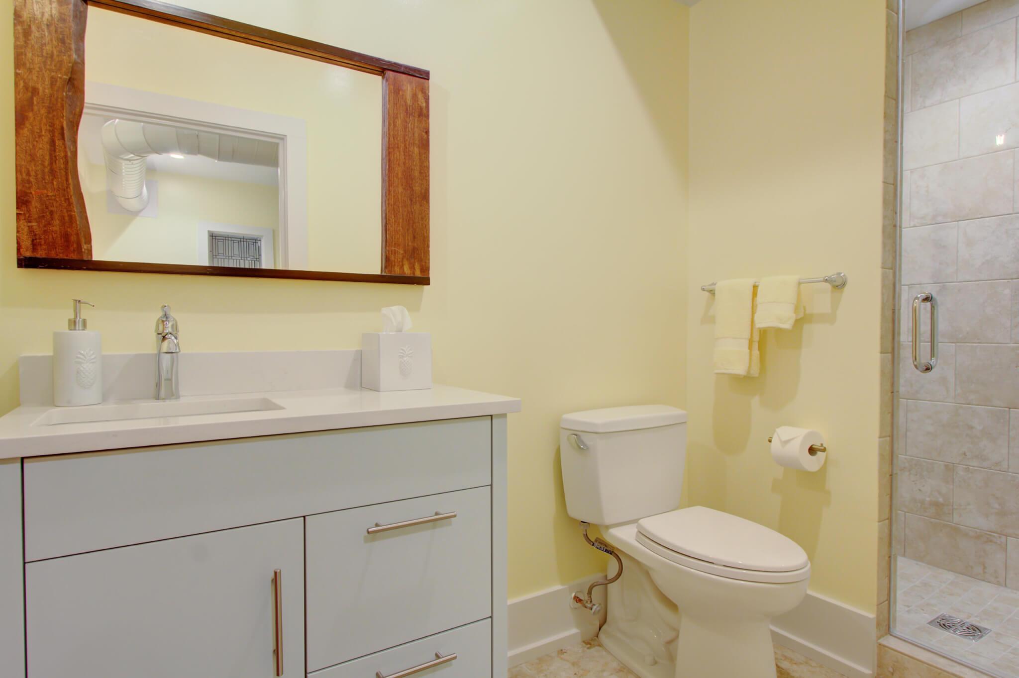 Chestnut Suite Second En Suite Bathroom