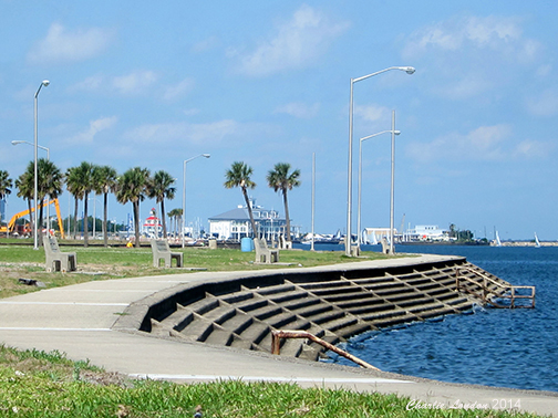 Beautiful vistas are waiting for you along the shores of Lake Ponchartrain.