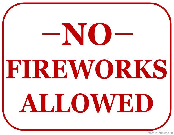 no-fireworks-allowed