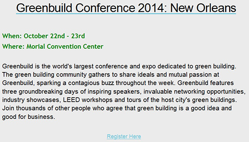 green-conference