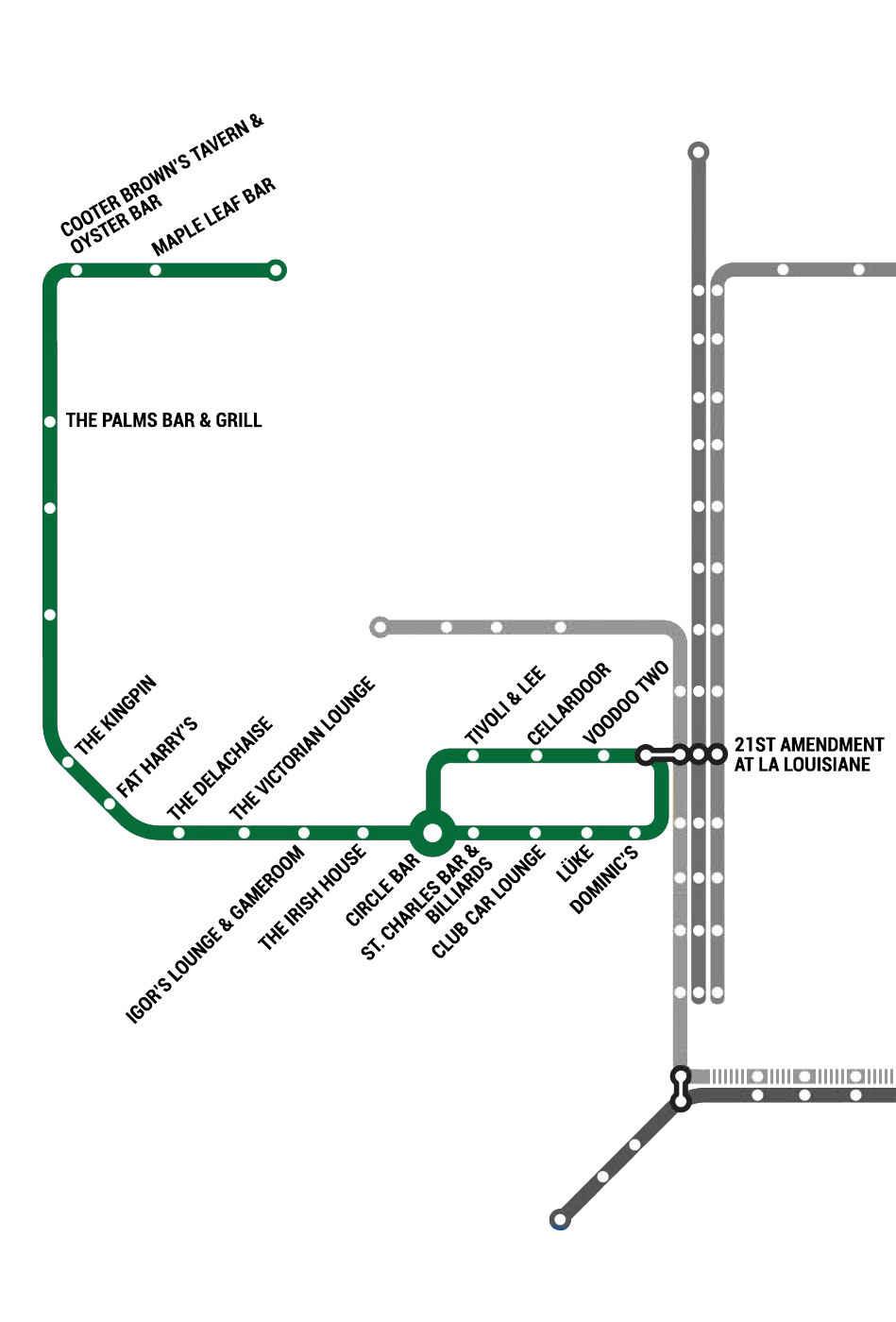 dark-green-streetcar-line