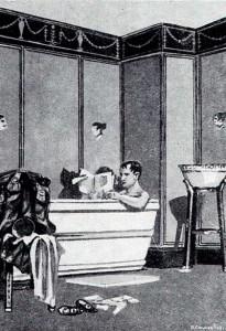 napoleon-bath
