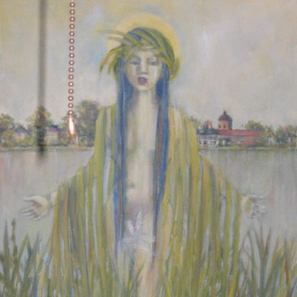 """""""Our Lady of the Bayou"""" by Pat Macdonald Fowler"""