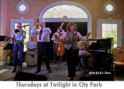 Thursdays at Twilight