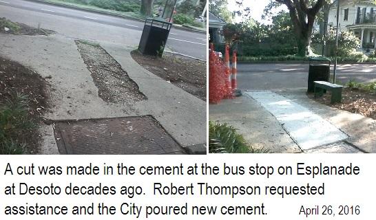 busstopcreteesplanade-walkwaybeforeandafter