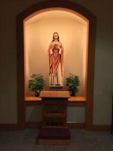 First Friday Mass @ Church