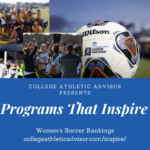 Women's Soccer Programs That Inspire