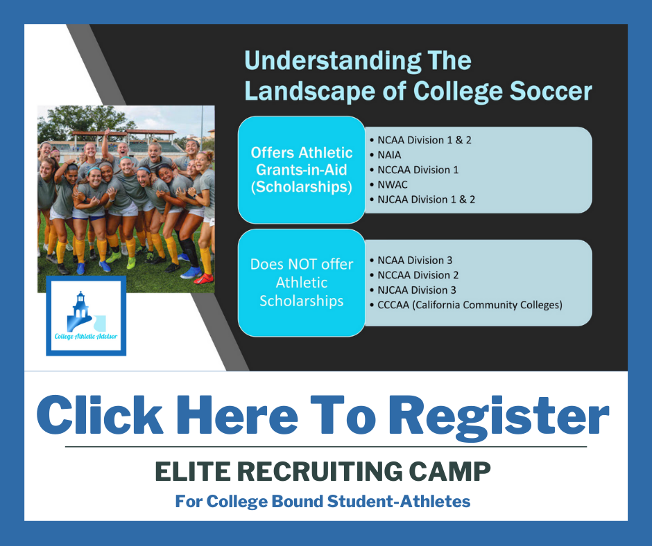Elite Camp Registration Button