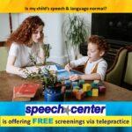 FREE Telepractice Screenings