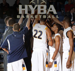 HYBA Team Registration