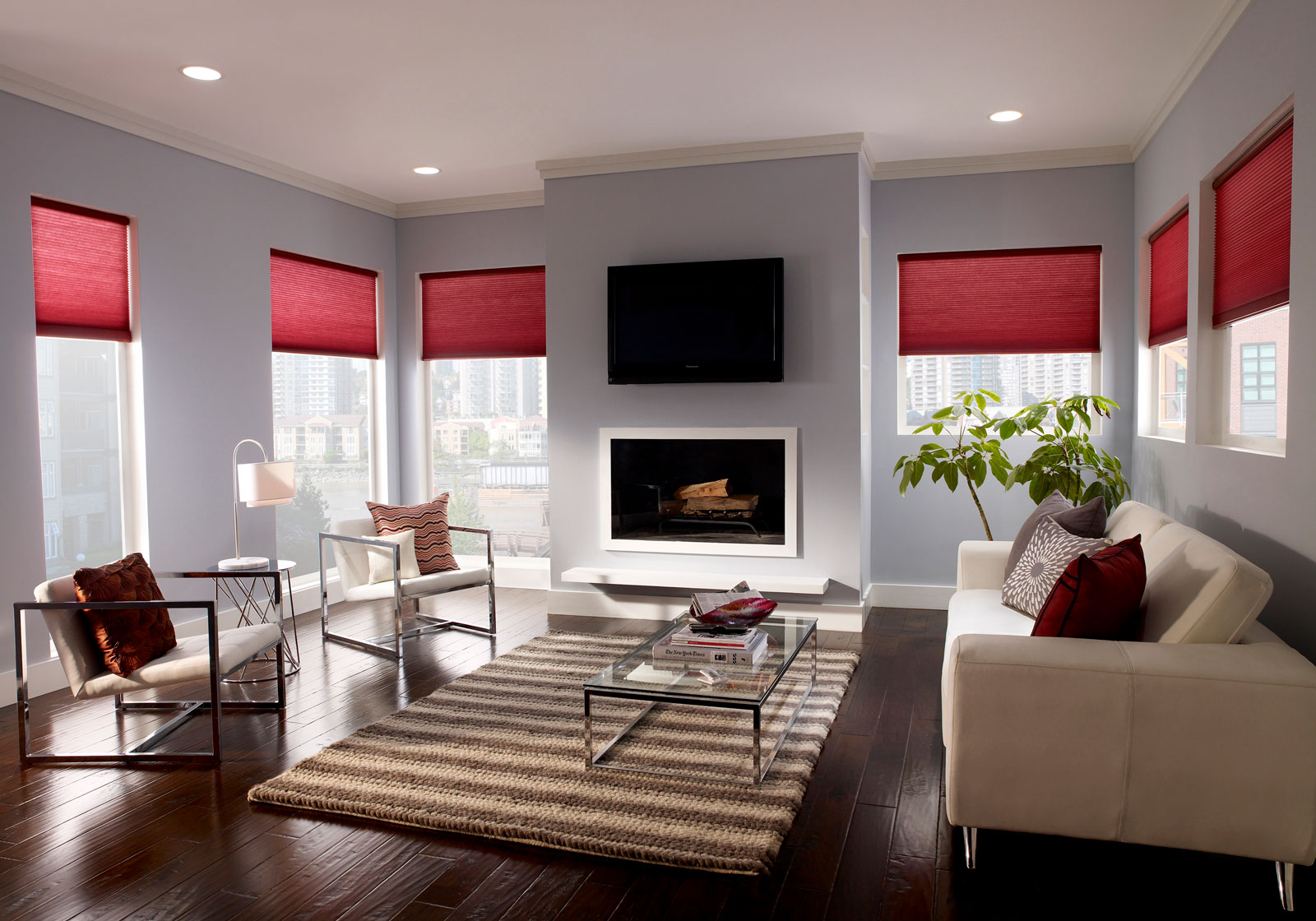 Lutron personalized light control