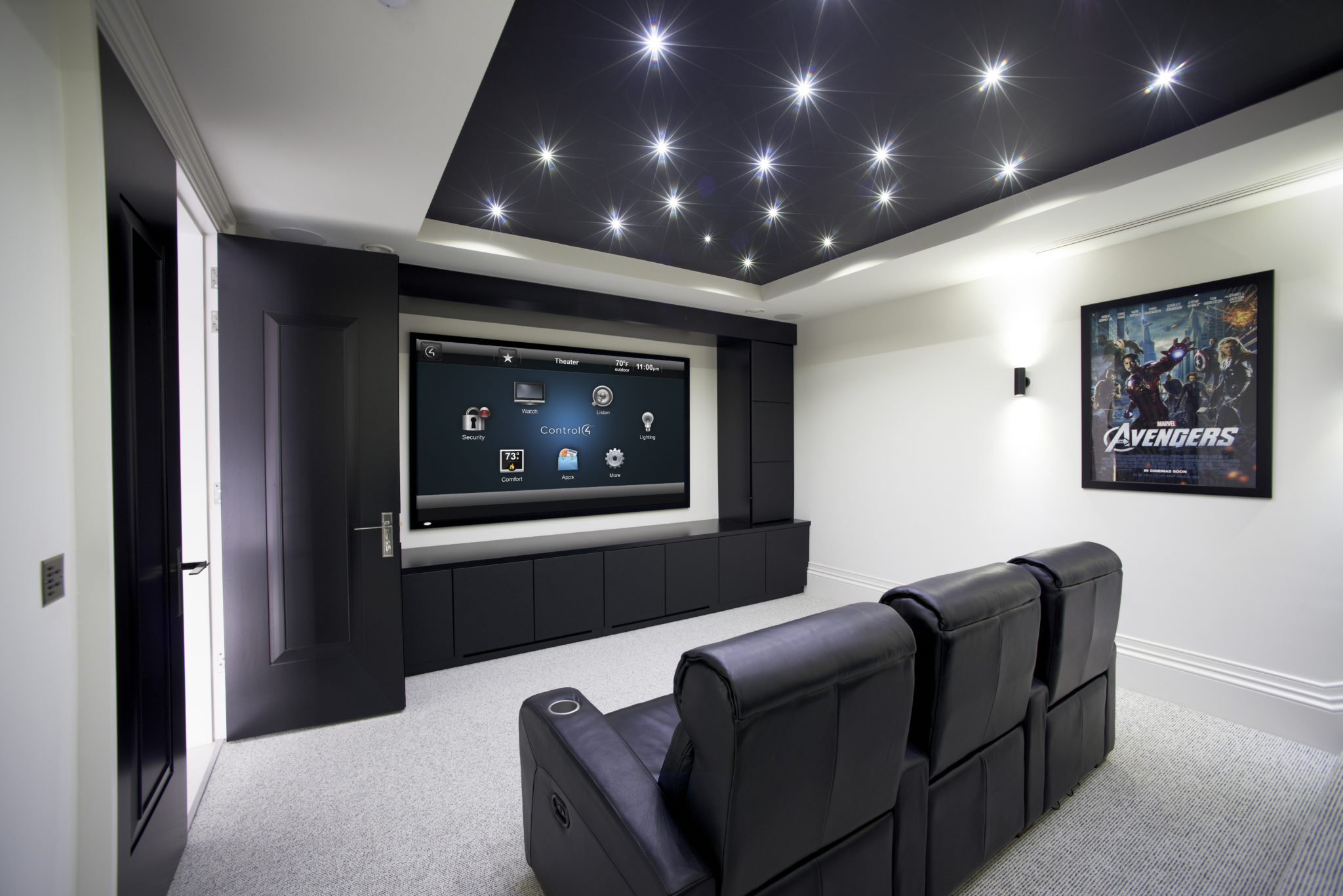 Smart Home - Home Theater