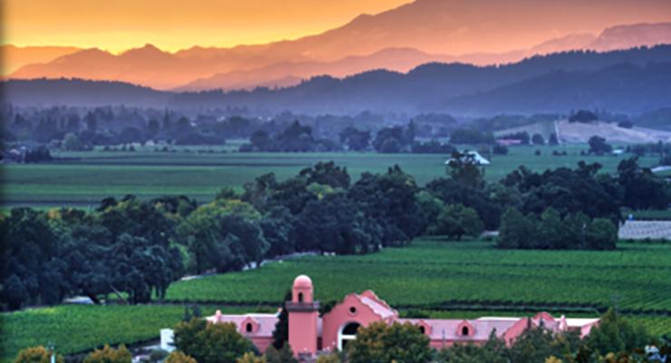 Enjoy a crisp Sauvignon Blanc from Groth Vineyards to start your summer festivities!