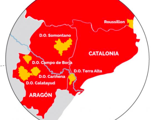 Garnacha and Grenache – Spain and France together!
