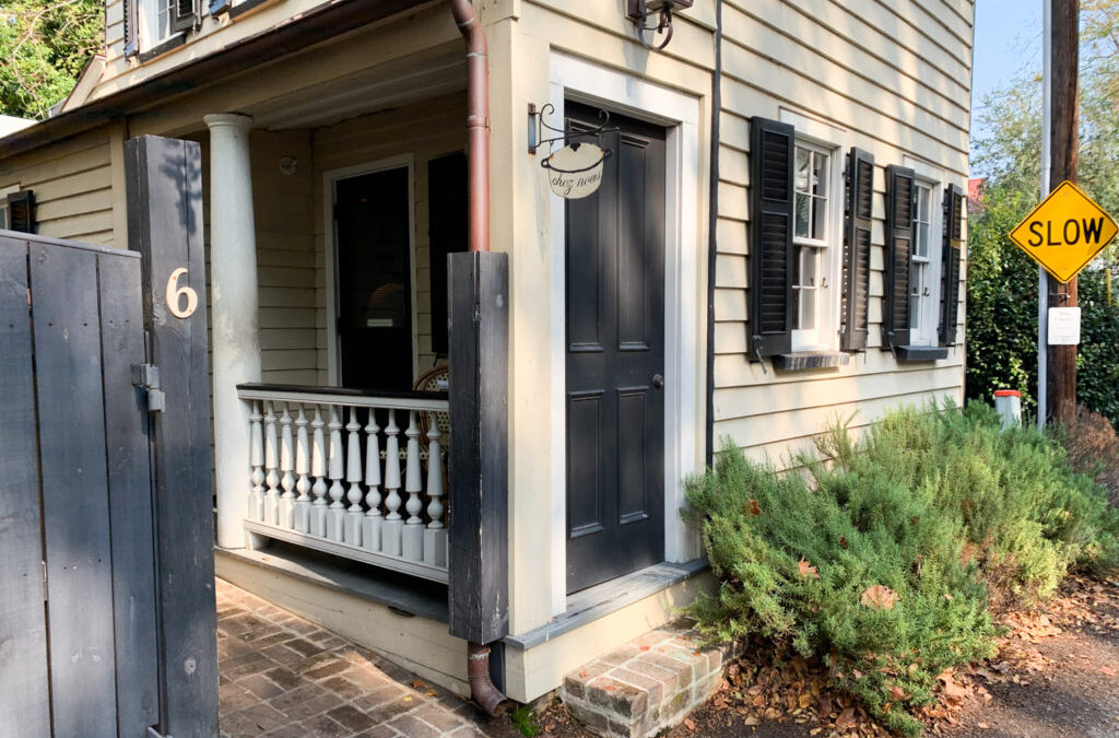 Chez Nous – a Charleston food and wine treat