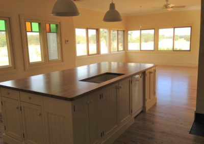 Farmhouse new kitchen