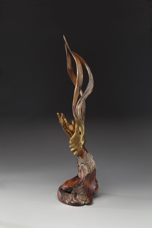 Bronzewood Meld - Grip of God