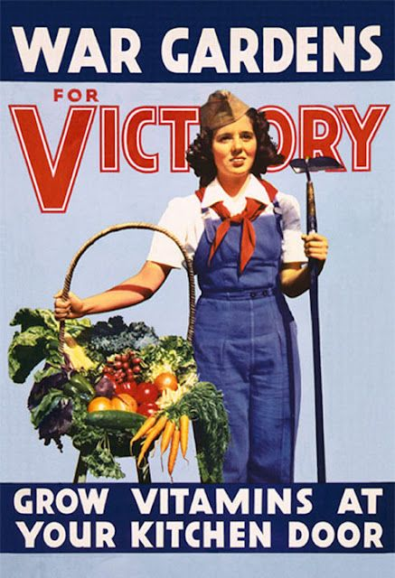 Victory Garden Rooster