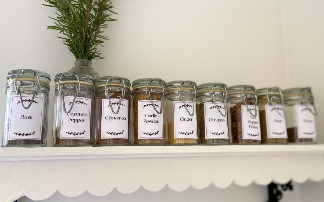 Spices and Herbs That Are Good for Chickens