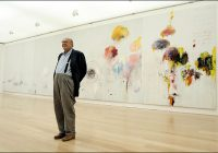 Cy Twombly: Against All Odds, Rises an Artist of Greatness
