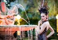 East Meets West: Oscar China Night's Fashion Show