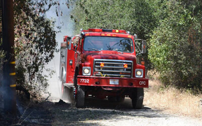 """""""A History of the Cachagua Fire Department""""  available"""