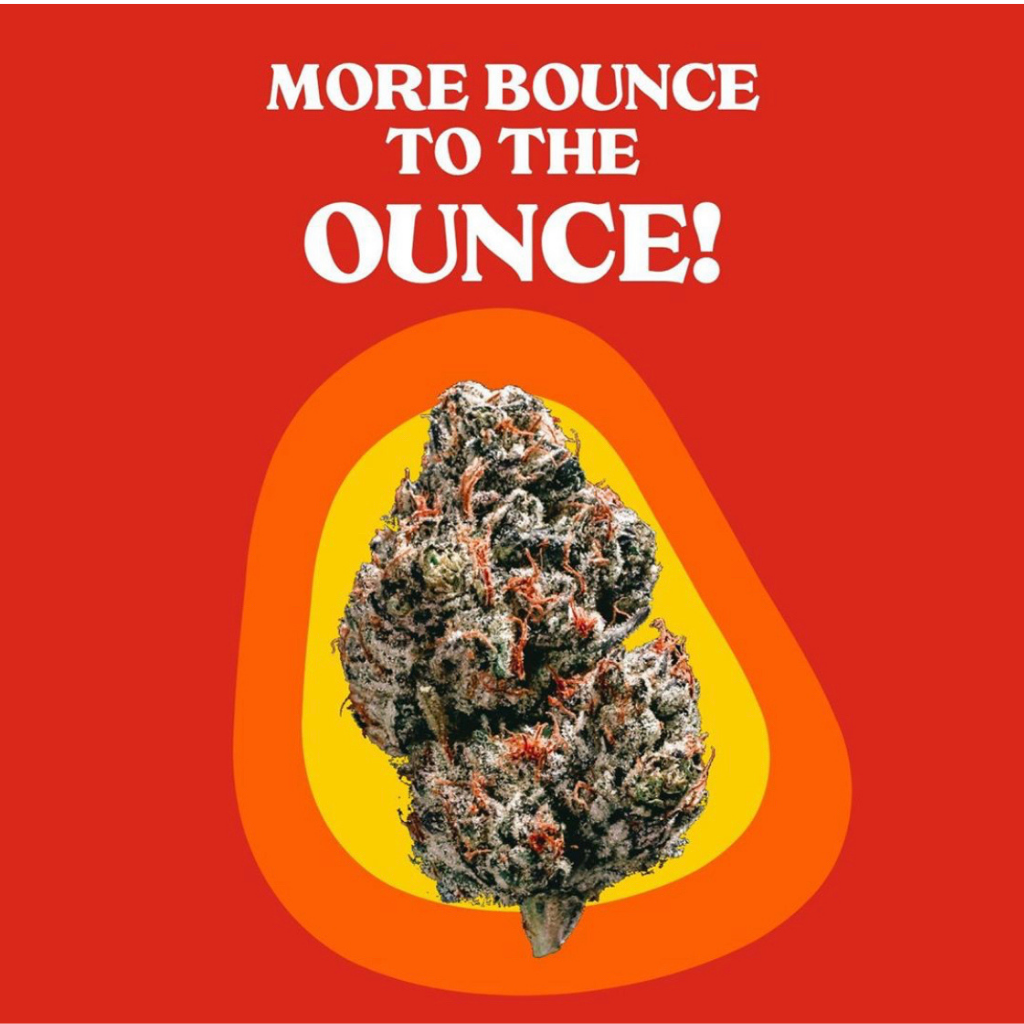 So ruff so tough out here! Grab your flower in bulk to save cash with our $120 Ounce Specials!