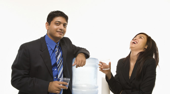 Watercooler Romance: Should You Date Someone at Your Workplace?