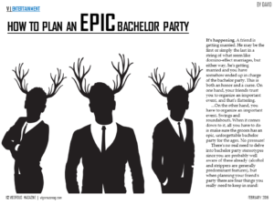 How To Plan An Epic Bachelor Party