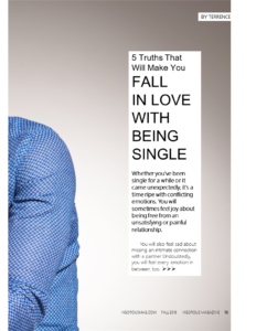 Five Truths That Will Make You Fall In Love With Being Single