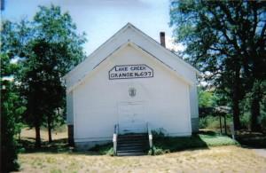 Lake Creek Grange 2009