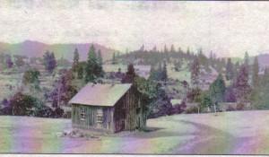 Lake Creek School 1900