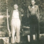 Gus Edler and Arlin Millard