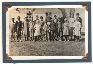 Lake Creek School 1914