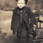 Hawthorne Rebensdorf age 5