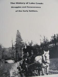 The History of Lake Creek