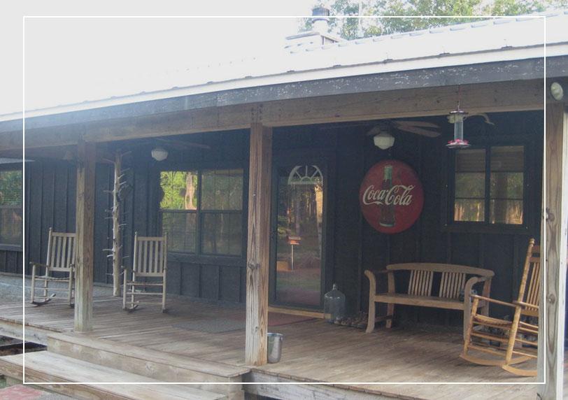 White Oak Creek Lodge