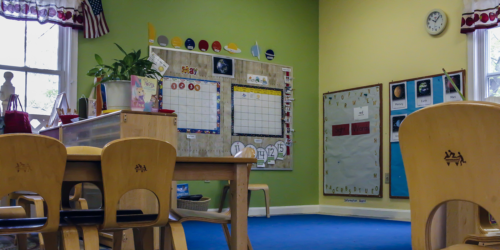 From Infants, to Pre-School, to Pre-K