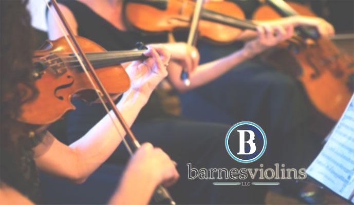 barnes violins 1st anniversary thank you!