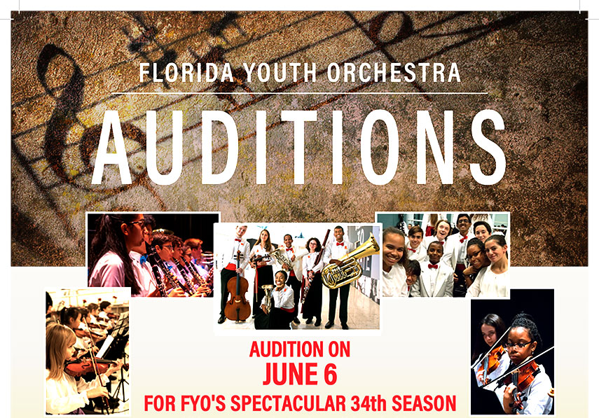 Florida Youth Orchestra-Auditions-June2021