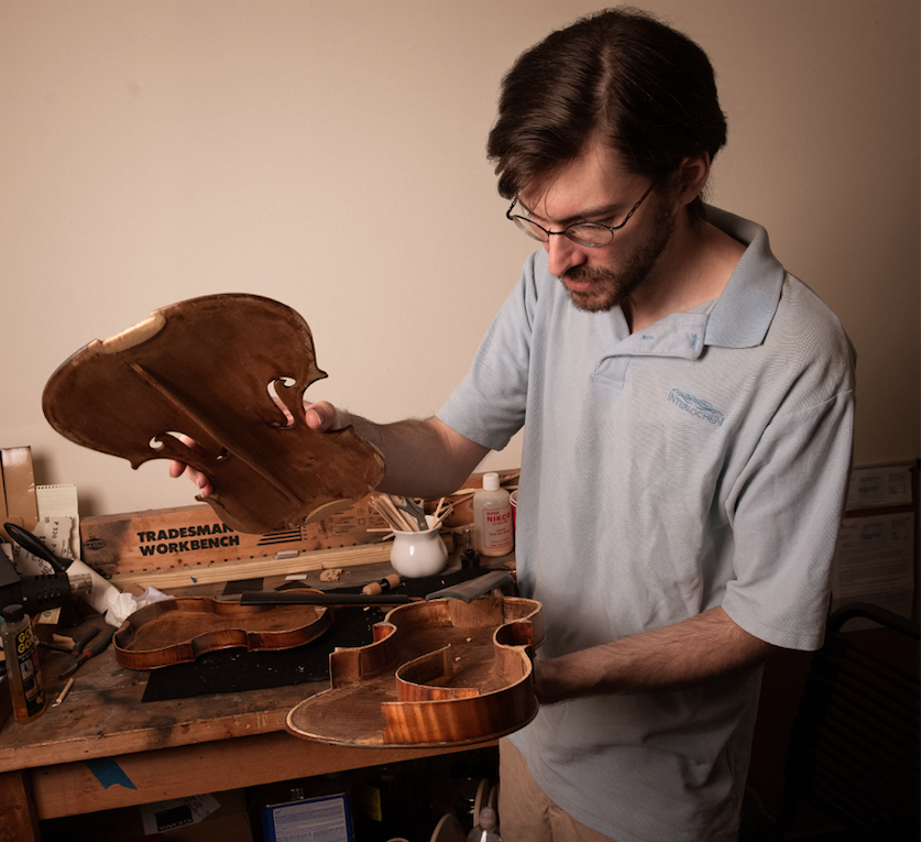 John Weisberg Luthier -2   Barneviolins.net