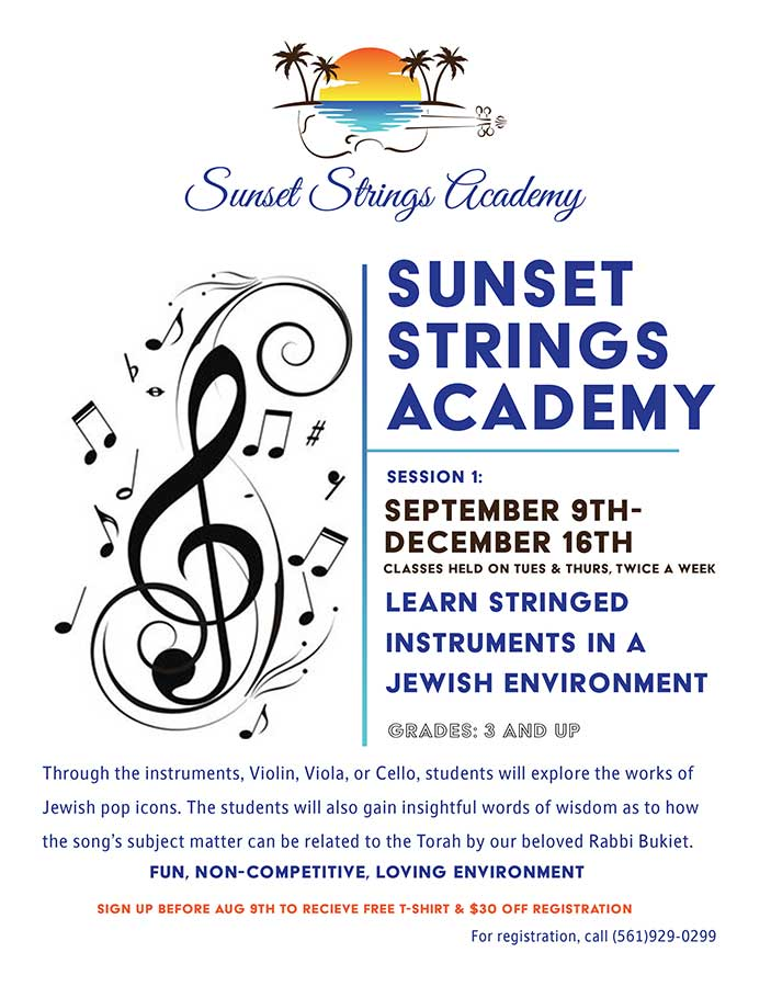 Sunset Strings Academy 2021