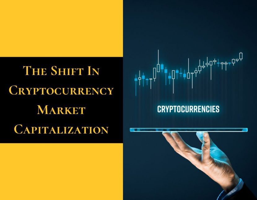 The Shift in Cryptocurrency Market Capitalization