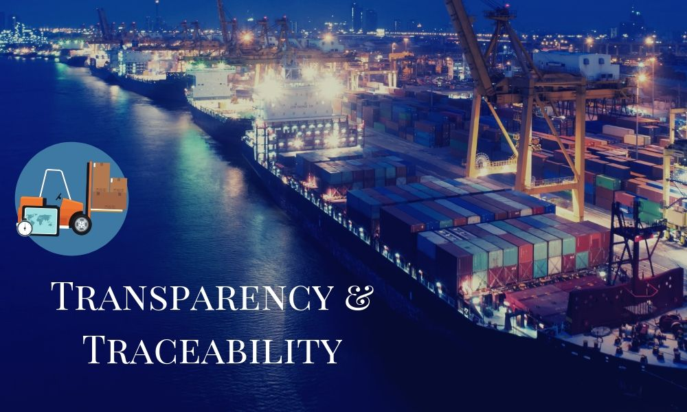 Transparency and Traceability